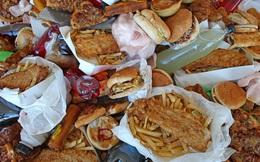 Thủ phạm đang giết chết loài người dần mòn hóa ra lại chính là những bữa ăn thiếu lành mạnh như thế này