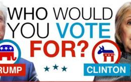 FED sẽ quyết định ai là tổng thống Mỹ tiếp theo?