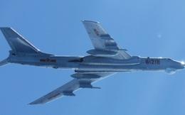 """Trung Quốc cho máy bay ném bom hạt nhân bay dọc """"đường chín đoạn"""""""