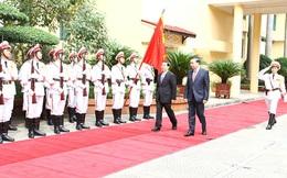 Tăng cường hợp tác phòng, chống tội phạm giữa Bộ Công an Việt Nam và Bộ Công an Trung Quốc
