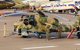 Trực thăng tấn công Mi-28NM: Vừa bất ngờ lộ diện với hình hài cực kỳ dị!