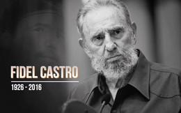 Fidel Castro từ trần