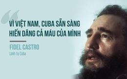 Fidel Castro và quyết định dùng máy bay cứu cô gái Quảng Trị
