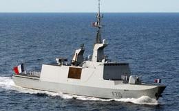 Pháp dùng chiến hạm tàng hình tuần tra Biển Đông