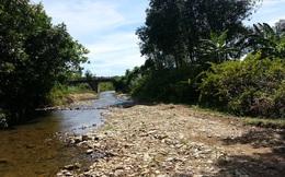 """Giám đốc nói về """"các đập nước gần nơi chôn chất thải của Formosa xả nước bất thường"""""""