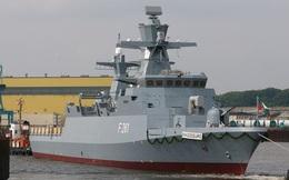 Hải quân Đức được trang bị thêm 5 tàu hộ tống trị giá 1,5 tỷ euro