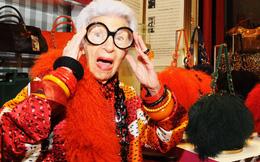 94 tuổi vẫn là biểu tượng thời trang được cả thế giới ngưỡng mộ