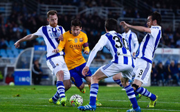 Box TV: Xem TRỰC TIẾP Real Sociedad vs Barcelona (02h45)