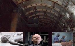 Không chỉ che giấu UFO, căn cứ siêu bí mật này còn tiến hành các thí nghiệm man rợ