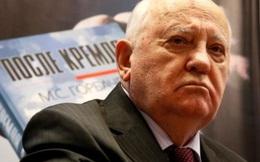 """Ukraine """"cấm cửa"""" cựu Tổng thống Liên Xô Gorbachev vì Crimea"""