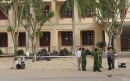 Khởi tố điều tra vụ cần cẩu đổ vào trường học đè chết nam sinh lớp 10
