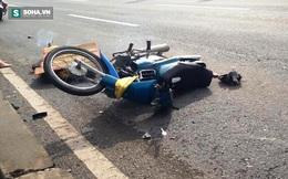 Đi vào làn xe ô tô, nam công nhân chết thảm trên xa lộ Hà Nội