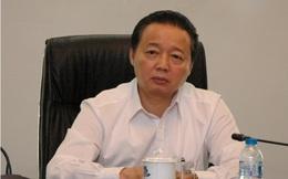 Bộ trưởng Hà mời các nhà khoa học nước ngoài trực tiếp vào đánh giá biển Vũng Áng