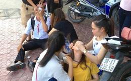 Vụ cô gái bị người yêu cũ đánh: Triệu tập con trai Phó Chủ tịch huyện