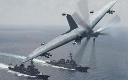Hải quân Mỹ thử nghiệm vũ khí như trong phim