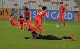 U19 Hàn Quốc bị loại theo kịch bản không tưởng