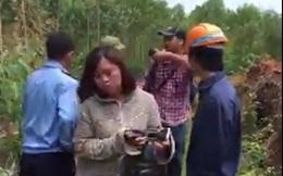 Bảo vệ công ty xử lý rác thải cho Formosa thừa nhận cản trở phóng viên