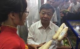 Tin khó tin: Ông Võ Kim Cự lo đồ ăn sạch, ngân hàng lo sự sống