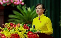Bà Nguyễn Thị Quyết Tâm: 'Năm 2017, TP.HCM sẽ có nhiều khó khăn'
