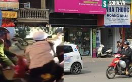 Dàn cảnh va chạm giao thông móc trộm túi xách thiếu nữ đi xe SH