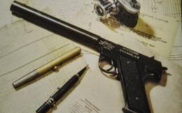 Súng lục giảm thanh - Vũ khí có 1 không 2 của tình báo đặc biệt!