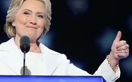 Nếu bầu cử tổng thống Mỹ hôm nay, bà Hillary Clinton sẽ thắng