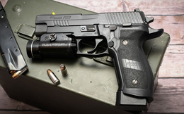 Các đại diện tiêu biểu của dòng súng ngắn SIG SAUER P226 nổi tiếng
