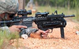 """M320 - Sự thay thế """"Huyền thoại phóng lựu"""" M203 của Lục quân Mỹ"""