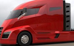 Tesla tung ra dòng xe tải điện siêu bá đạo: Chạy thoải mái mà không cần sạc!