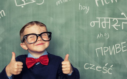 Chúng ta cứ nghĩ trẻ con học ngoại ngữ sẽ dễ dàng hơn, nhưng sự thật không phải như thế