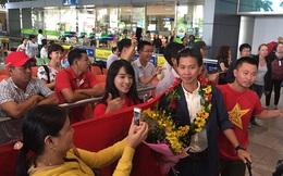 Tiền thưởng tăng đột biến ngày U19 Việt Nam về nước