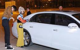 Thiếu gia Phan Thành bị bắt gặp chở hot girl Salim trên xe riêng