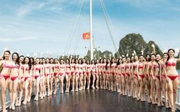 Nóng bỏng ảnh bikini các thí sinh đẹp nhất Hoa hậu VN 2016
