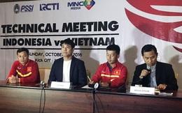 """HLV trưởng Nguyễn Hữu Thắng: """"Trận đấu ngày mai mang lại cho tôi nhiều cảm xúc"""""""