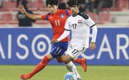Rộ nghi án U23 Hàn Quốc bán độ ở trận hòa U23 Iraq