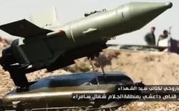Tên lửa lỗi thời của Nga phá xe ủi trên Cao nguyên Golan