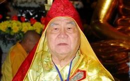 Phó Pháp chủ Giáo hội Phật giáo Việt Nam viên tịch