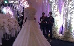 Hé lộ chiếc váy cưới Trấn Thành dành tặng Hari Won trong ngày cưới