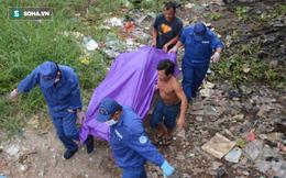 Tá hỏa phát hiện thi thể đàn ông đang phân hủy trên sông Sài Gòn