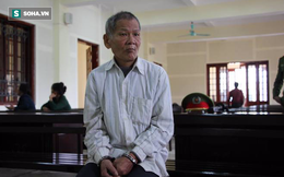 """""""Dê già"""" 64 tuổi run rẩy tại tòa vì tội hiếp dâm trẻ em"""