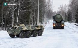 [VIDEO] Nga đưa tên lửa Yars vào bệ phóng, sẵn sàng khai hỏa