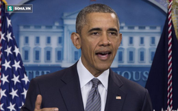 """Obama """"dám chắc"""" Putin trực tiếp chỉ huy tấn công bầu cử Mỹ để giúp Trump thắng"""