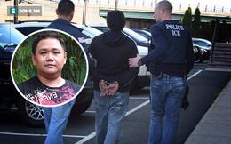 Quá trình trục xuất Minh Béo: Bị còng tay, trùm mặt đưa lên máy bay?