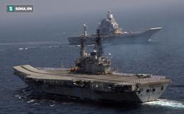 """Bảo vệ nước nhỏ, đưa 40 chiến hạm """"nắn gân"""" TQ: Quốc gia này sẵn sàng """"bao phủ"""" biển Đông"""
