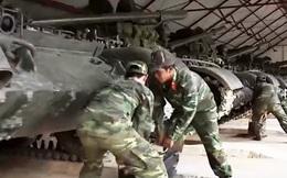 [Video] Xem lực lượng tăng thiết giáp Việt Nam huấn luyện SSCĐ