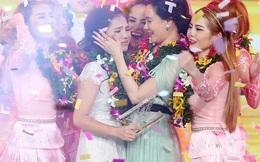 Cuối cùng, học trò Hồ Quỳnh Hương cũng đăng quang X-Factor