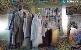 Nếu vẫn giữ thói quen phơi quần áo thế này, bạn có thể bị nhiễm trùng phổi