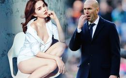 Ê mặt vì đồ Tàu, Zidane quyết mặc quần… Ngọc Trinh