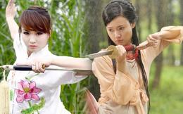 """Câu chuyện về nữ võ sĩ suýt """"so tài"""" với Midu"""
