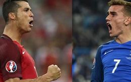 """""""Hot boy"""" Griezmann và cơ hội báo thù Cristiano Ronaldo"""